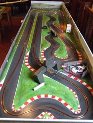 Rob`s routed track